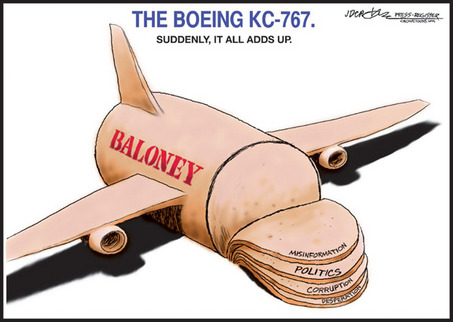 At Boeing, Pay-to-Play is the Rule of the Day