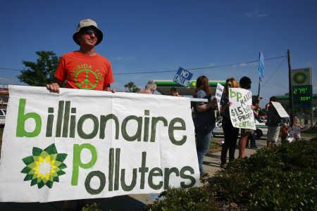 BP PLC: Politics, Payola and Petroleum