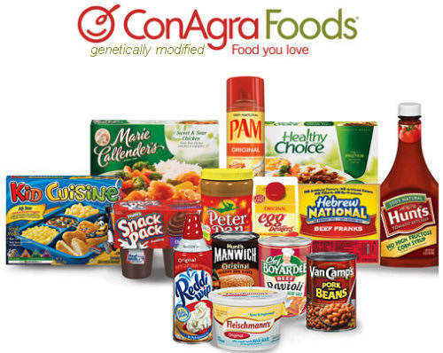 ConAgra: Genetically Modified Foods You Love