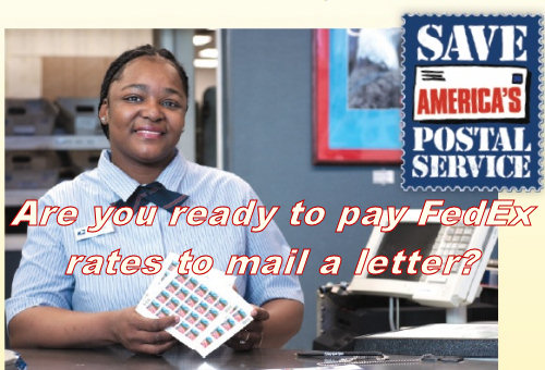 FedEx Plundering and the Piecemeal Privatization of the U.S. Postal Service