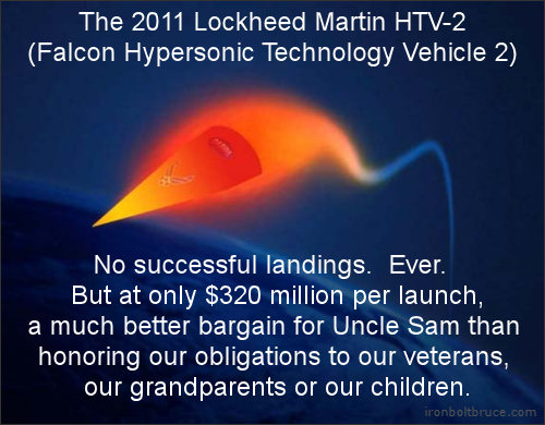 Lockheed Martin: First in Federal Funding, First in Government Fraud
