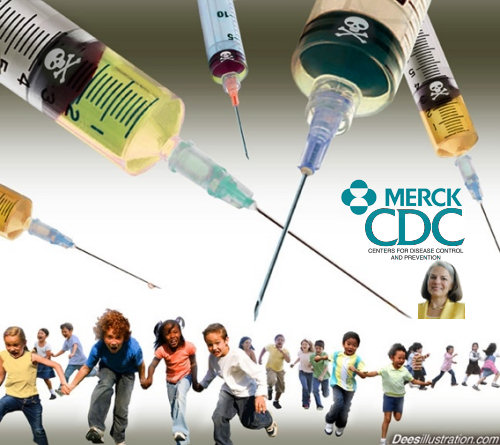 CDC Director Gerberding Gives Green Light to Gardasil then Goes to Work for Merck