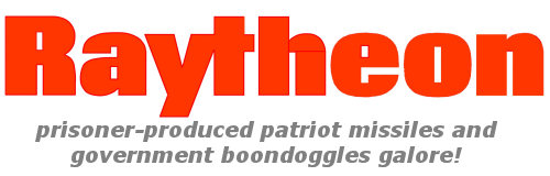 Raytheon Prisoner Produced Patriot Missiles
